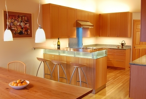 Kitchen Remodel, Friday Harbor, Washington, completed 2010